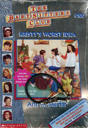 BSC 100 Kristys Worst Idea cover pack with BSC bracelet