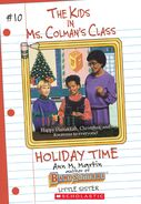 Kids Ms. Colmans Class 10 Holiday Time ebook cover
