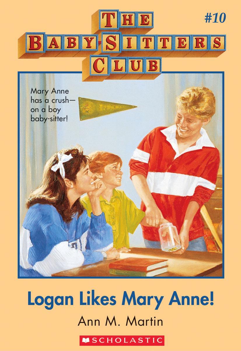 Logan Bruno The Baby Sitters Club Wiki Fandom Powered By Wikia