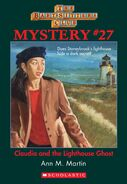 BSC Mystery 27 Claudia Lighthouse Ghost ebook cover