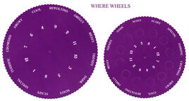 Where wheels large and small BSC Mystery Game
