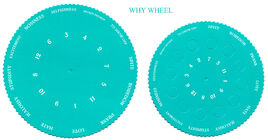 Why wheels large and small BSC Mystery Game