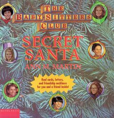 Baby-sitters Club Secret Santa book cover