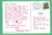 Chain Letter Margo Pike letter to Stacey