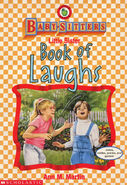 Little Sister Book of Laughs front cover