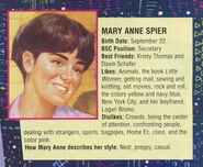 Mary Anne profile from Sea City poster be6d26c37