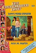 BSC - Dawn's Wicked Stepsister 1996 reprint cover