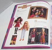 Abby doll other prototypes from Kenner 1995 girls toy fair catalog