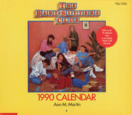 1990 calendar front cover