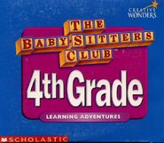 4th grade learning adventures CD case front