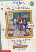 Kids Colmans Class 01 Teachers Pet cover 1stprint