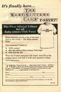 First official BSC t shirt bookad from 37 orig 1990