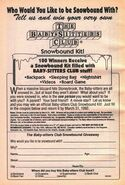 Snowbound Kit giveaway bookad from 51 orig 1stpr 1992