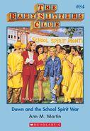 BSC 84 Dawn School Spirit War ebook cover
