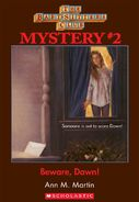 BSC Mystery 2 Beware Dawn ebook cover