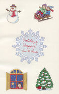 LS SS5 Karens Baby Holiday stickers