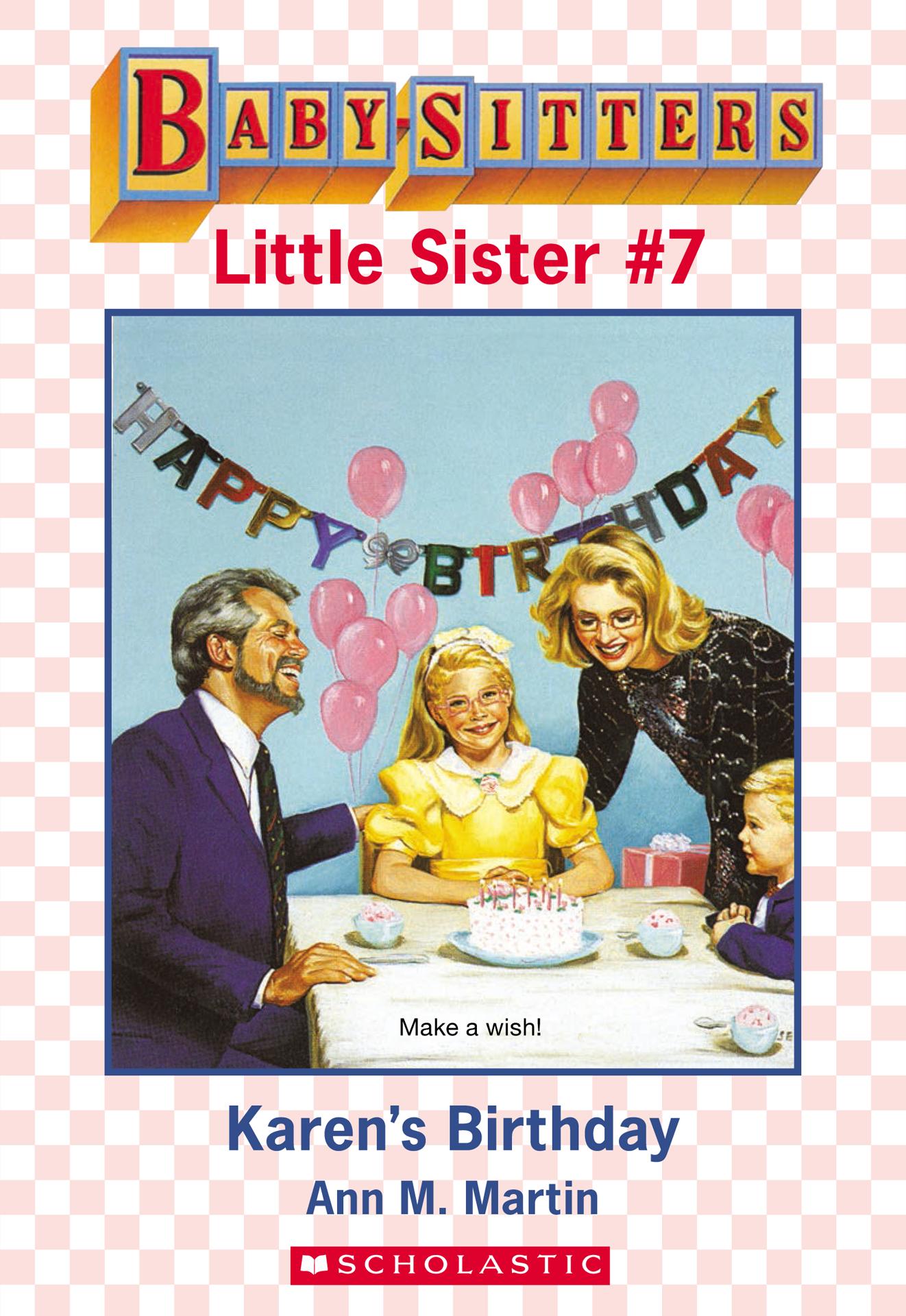 karens birthday the babysitters club wiki fandom