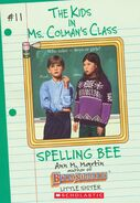 Kids Ms. Colmans Class 11 Spelling Bee ebook cover
