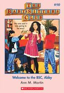 BSC 90 Welcome to the BSC Abby ebook cover