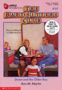 Baby-sitters Club 37 Dawn and the Older Boy original cover