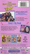 3 Staceys Big Break BSC VHS back original