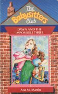 Baby-sitters Club 5 Dawn and the Impossible Three UK cover