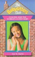 Baby-sitters Club 97 Claudia and the World's Cutest Baby UK cover