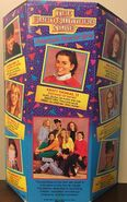 1991 Remco baby-sitters club doll box back