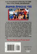 Super Special 14 BSC in the USA back cover