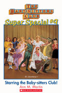 Super Special 9 Starring the Baby-Sitters Club ebook cover