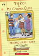 Kids Ms. Colmans Class 04 Second Grade Baby ebook cover