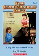 BSC 32 Kristy Secret of Susan ebook cover