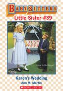 Baby-sitters Little Sister 39 Karens Wedding ebook cover