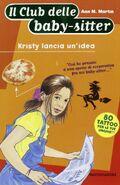 Il Club delle baby-sitter 01 Kristy lancia un idea italian cover