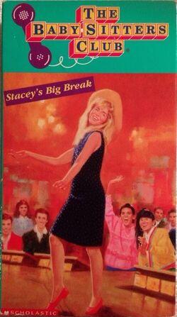 3 Staceys Big Break BSC VHS front KidVision