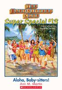Super Special 13 Aloha Baby-sitters ebook cover