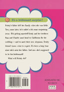 Friends Forever 01 Kristys Big News back cover