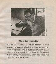 Henry R Martin illustrator bio from SS6