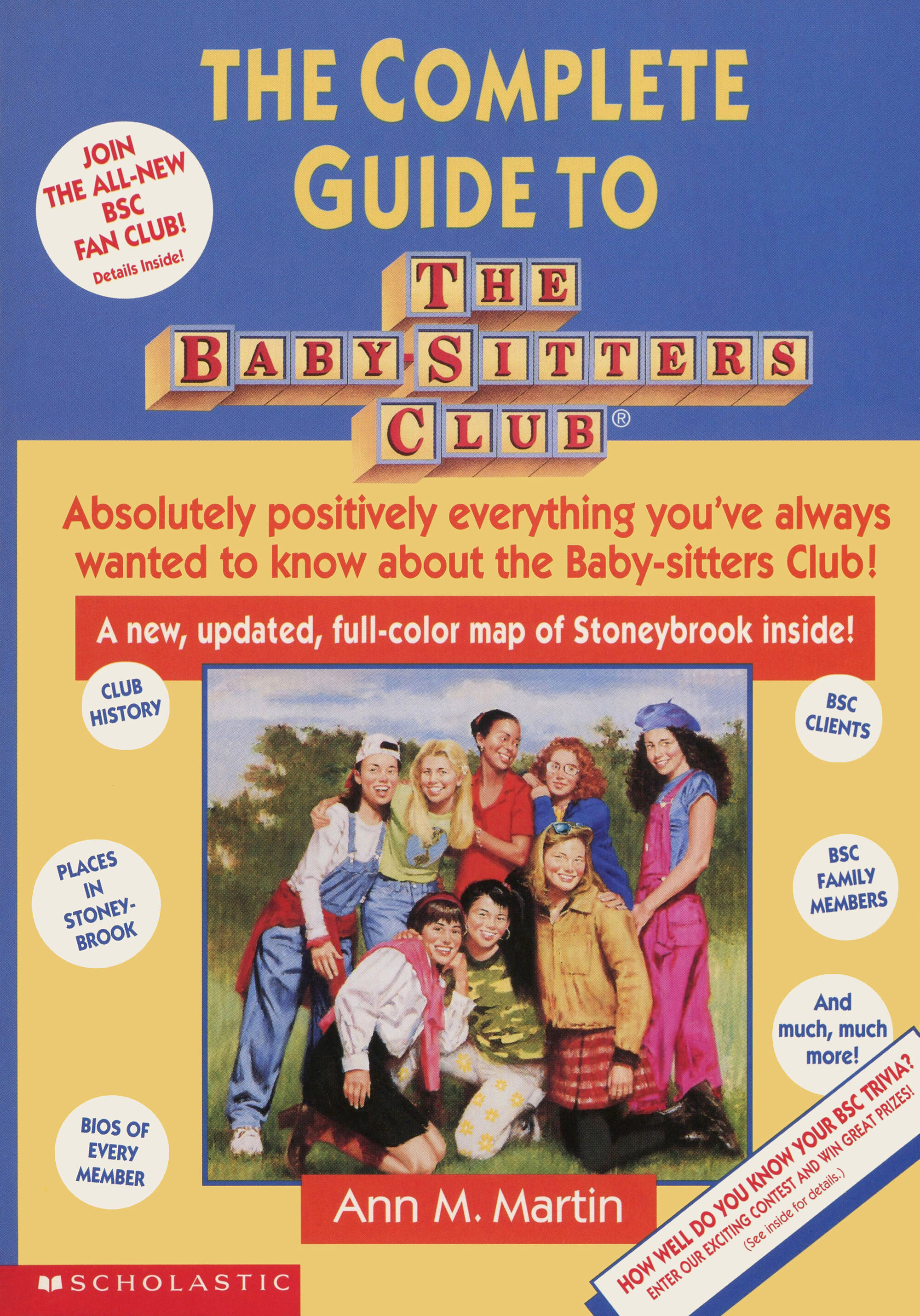 The Complete Guide to the Baby-Sitters Club | The Baby ...