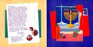 Secret Santa Card 12 Claudia to Shannon Card 13 Karen to Nancy