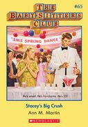 BSC 65 Staceys Big Crush ebook cover