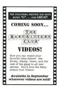 BSC videos bookad from 36 orig 1990