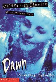 California Diaries 1 Dawn Diary One cover