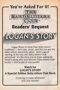 Logans Story bookad from 55 orig 1stpr 1992