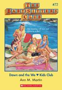 BSC 72 Dawn and We Love Kids Club ebook cover