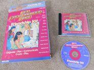 Friendship Kit box and CD