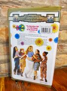 BSC The Movie US VHS back