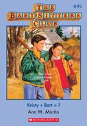BSC 95 Kristy Bart equals ebook cover