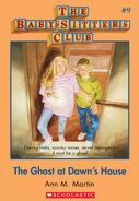 BSC 09 Ghost at Dawns House ebook cover