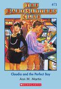 BSC 71 Claudia Perfect Boy ebook cover
